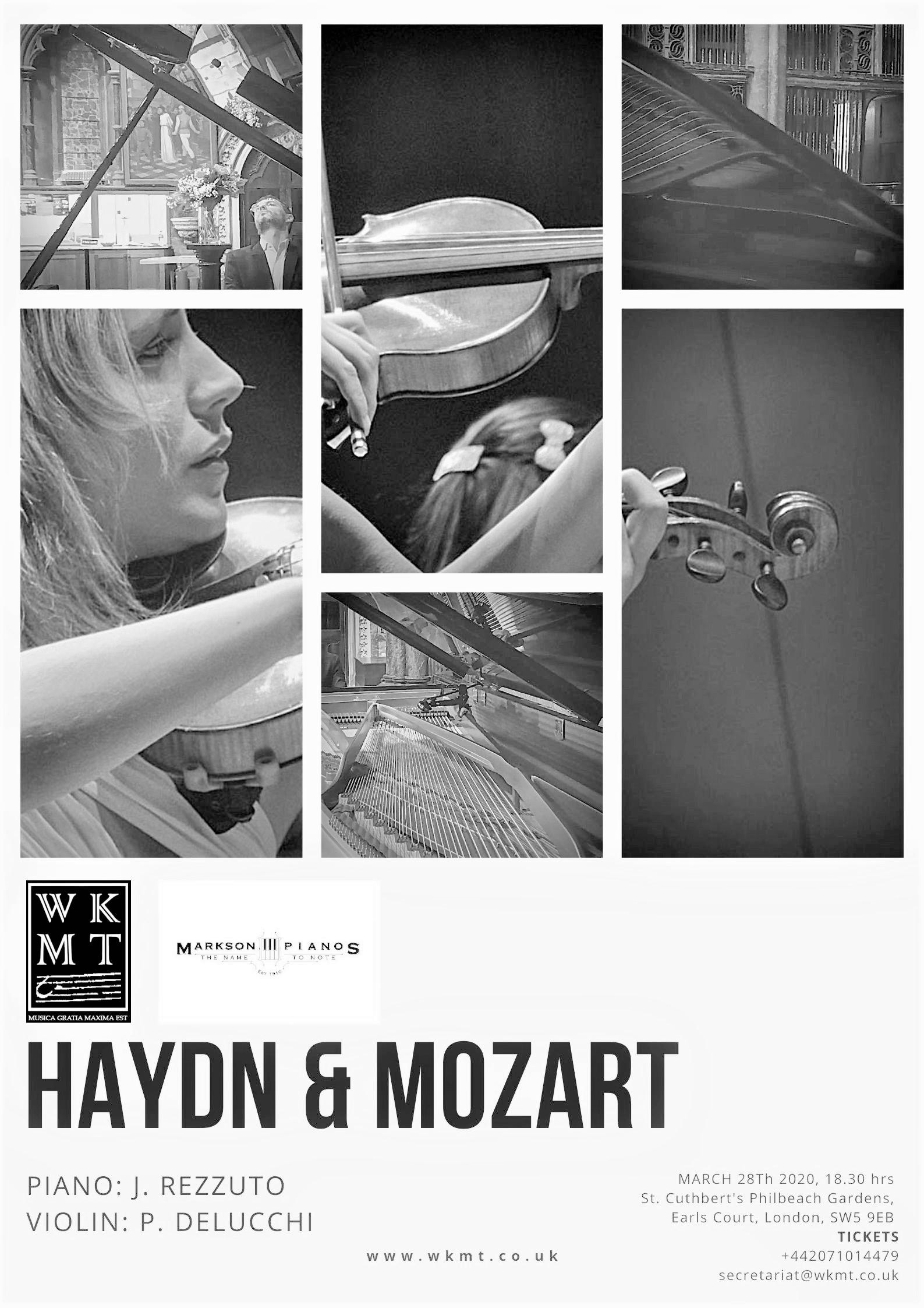 Classical concert at WKMT 2020